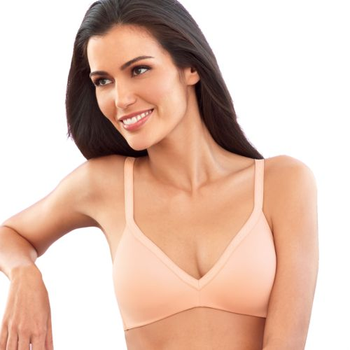 Warner's Bra: Invisible Bliss Wireless T-Shirt Bra 2055 - Women's