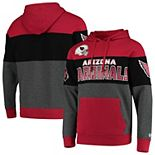 Men's G-III Sports by Carl Banks Cardinal Arizona Cardinals Extreme Special Team Pullover Hoodie