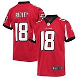 Youth Nike Calvin Ridley Red Atlanta Falcons Game Jersey