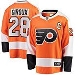 Youth Fanatics Branded Claude Giroux Orange Philadelphia Flyers Home Breakaway Player Jersey