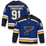 Youth Fanatics Branded Vladimir Tarasenko Blue St. Louis Blues Replica Player Jersey