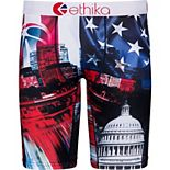 Youth Ethika for Fanatics Red Washington Wizards Baller Boxer Brief