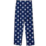 Preschool Blue Toronto Maple Leafs Team Logo Printed Pajama Pants