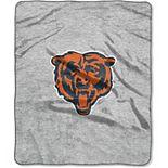 "The Northwest Company Chicago Bears 50"" x 60"" Sherpa Plush Blanket"