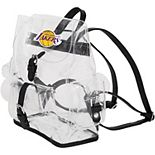 The Northwest Los Angeles Lakers Lucia Clear Backpack