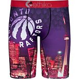 Youth Ethika for Fanatics Red Toronto Raptors Baller Boxer Brief