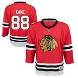 Infant Patrick Kane Red Chicago Blackhawks Replica Player Jersey