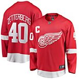 Youth Fanatics Branded Henrik Zetterberg Red Detroit Red Wings Home Breakaway Player Jersey