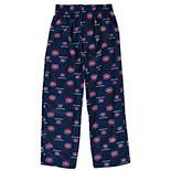 Preschool Navy Montreal Canadiens Team Logo Printed Pajama Pants