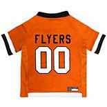 Philadelphia Flyers Mesh Hockey Dog Jersey