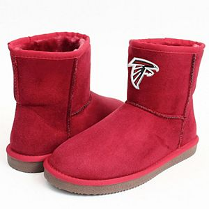 Girls Preschool Cuce Atlanta Falcons Rookie 2 Boots