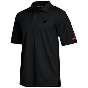 Men's adidas Black New Jersey Devils Game Day climalite Polo