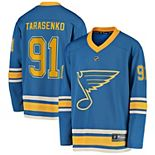 Youth Fanatics Branded Vladimir Tarasenko Blue St. Louis Blues Alternate Replica Player Jersey