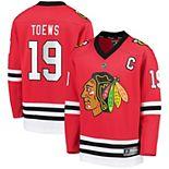 Youth Fanatics Branded Jonathan Toews Red Chicago Blackhawks Replica Player Jersey