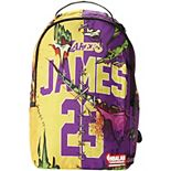 Sprayground LeBron James Los Angeles Lakers Zombie Player Backpack