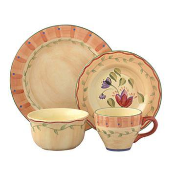 Pfaltzgraff Napoli 16-pc. Dinnerware Set