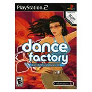 PlayStation 2 Dance Factory