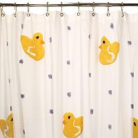Park B. Smith® Duck Fabric Shower Curtain