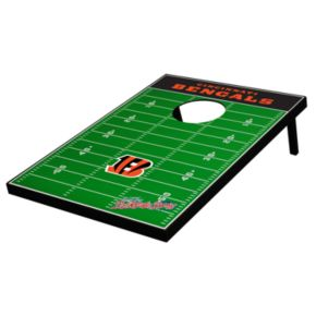 Cincinnati Bengals Tailgate Toss Beanbag Game