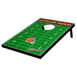 Cleveland Browns Tailgate Toss Beanbag Game