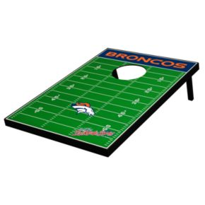 Denver Broncos Tailgate Toss Beanbag Game