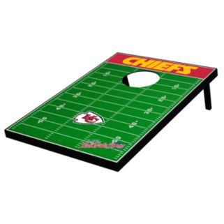 Kansas City Chiefs Tailgate Toss Beanbag Game