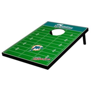 Miami Dolphins Tailgate Toss Beanbag Game