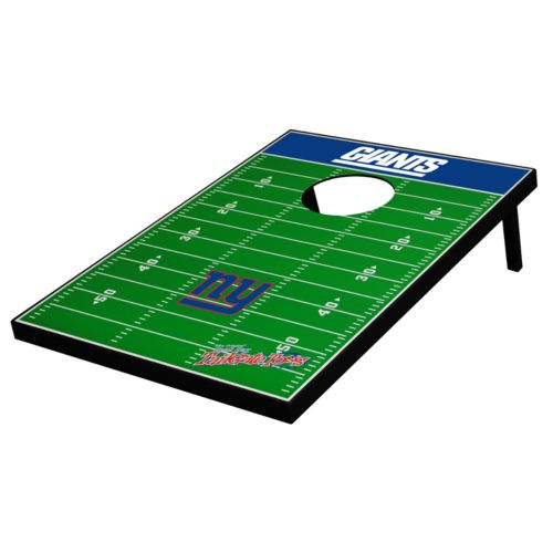New York Giants Tailgate Toss Beanbag Game