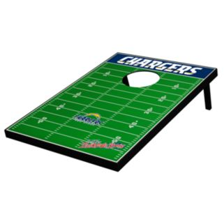 San Diego Chargers Tailgate Toss Beanbag Game