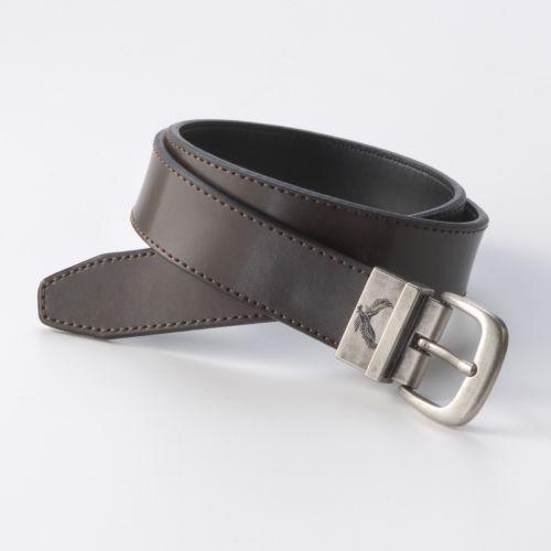 Levi's Reversible Faux-Leather Belt