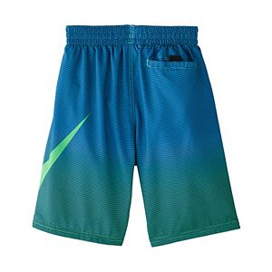 Boys 8-20 Nike Color Fade Breaker Volley Swim Shorts