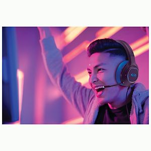 iLive Over-Ear Gaming Headphones