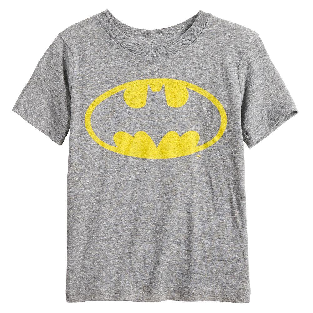 Toddler Boy Jumping Beans® DC Comics Batman Heathered Graphic Tee