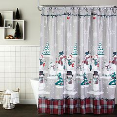 Shower Curtain Hooks Christmas Shower Curtains Accessories Bathroom Bed Bath Kohl S