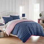 Poppy & Fritz Yvie Dot Comforter Set
