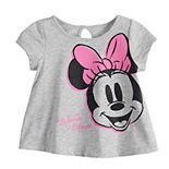 Disney's Minnie Mouse Baby Girl Swing Tee by Jumping Beans®