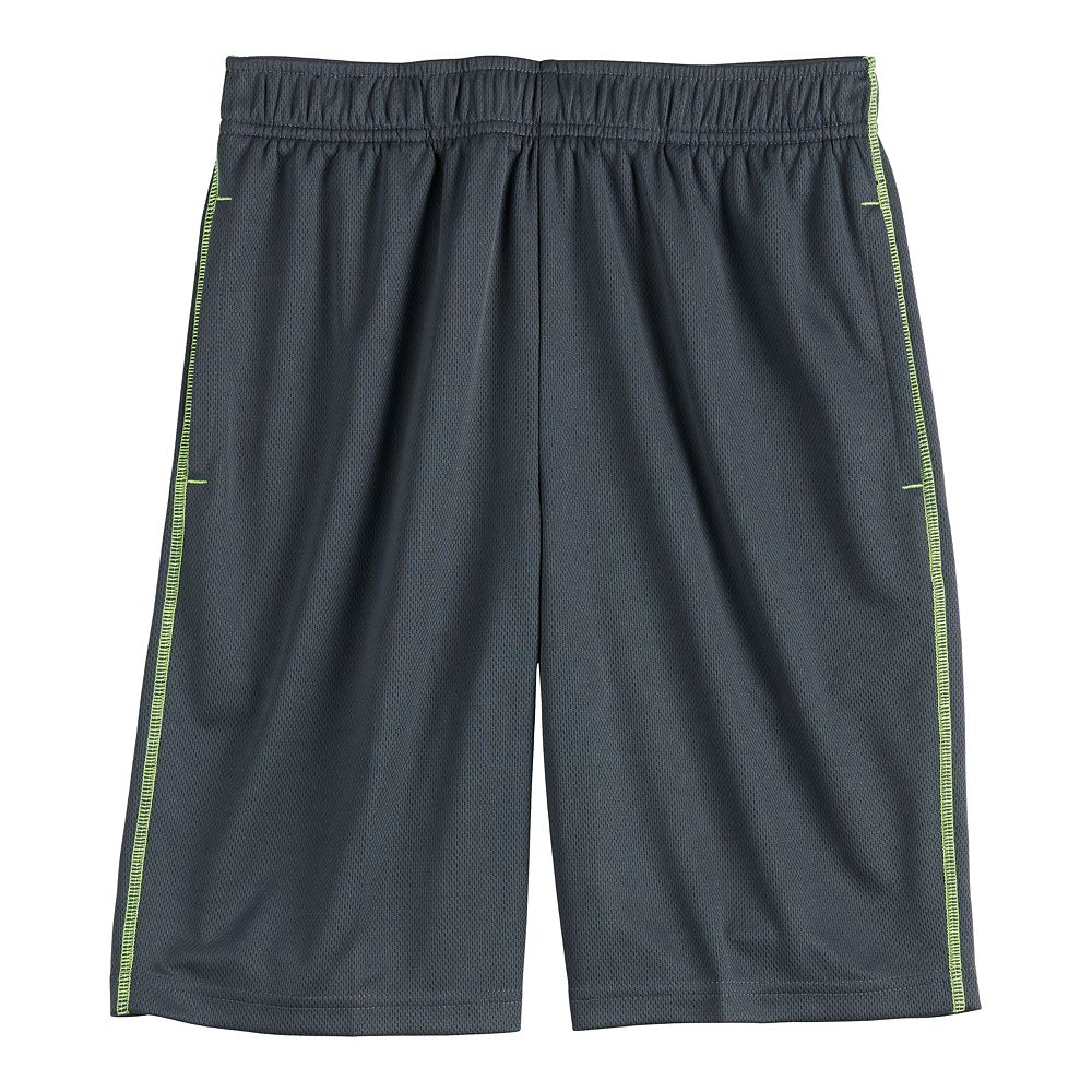 Boys 4-20 Tek Gear® Core Mesh Short in Regular & Husky