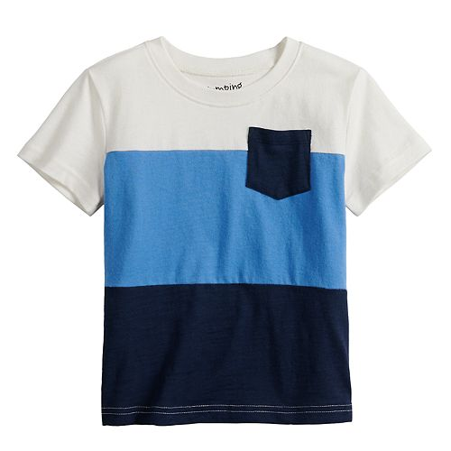 Toddler Boy Jumping Beans® Colorblocked Tee