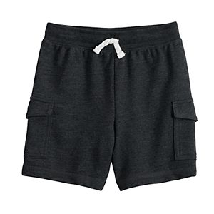 Toddler Boy Jumping Beans® Knit Cargo Shorts