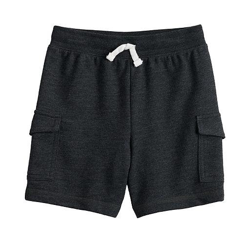 Toddler Boy Jumping Beans® Knit Cargo Shorts