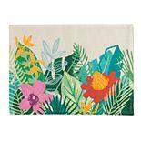 Celebrate Summer Together Palm Leaf Placemat