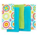 Celebrate Summer Together Medallion Kitchen Towel 5-pk.