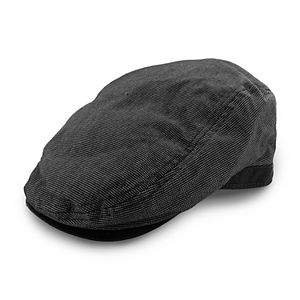 Men's Levi's Gray Flat Top Ivy Hat