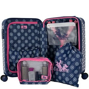Chariot Park Avenue Hardside 2-Piece Spinner Luggage Set