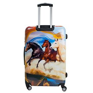 Chariot Mustang Hardside 3-Piece Spinner Luggage Set