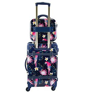 Chariot Parrot Hardside 2-Piece Spinner Luggage Set