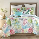 Kalani Quilt Set with Shams