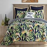 Katouna Quilt Set with Shams