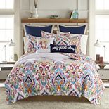 Formosa Quilt and Sham Set