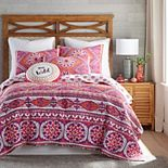 Lonni Quilt and Sham Set